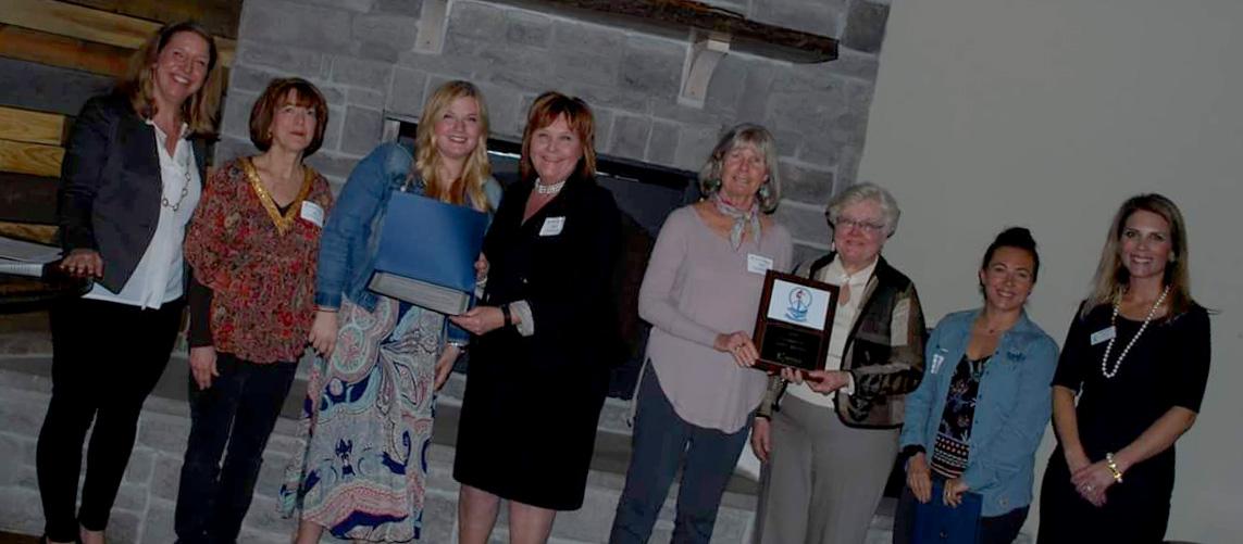 2018-03-28 Chamber Membership Appreciation - Nominated for Community Spirit Award C